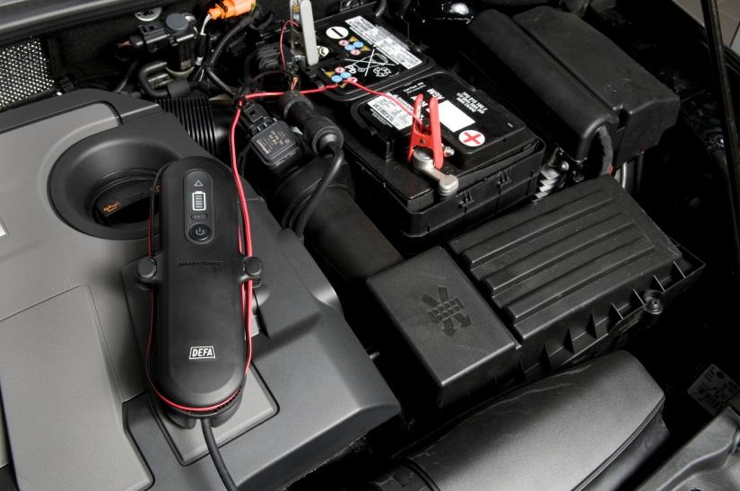 Battery charging madeeasy