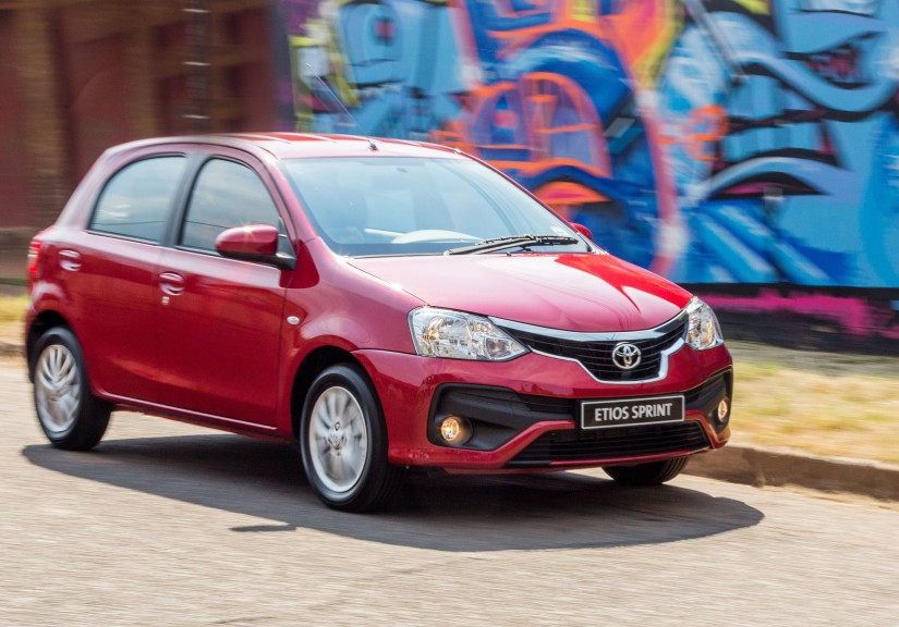Road Impressions – Toyota Etios 1.5Sprint