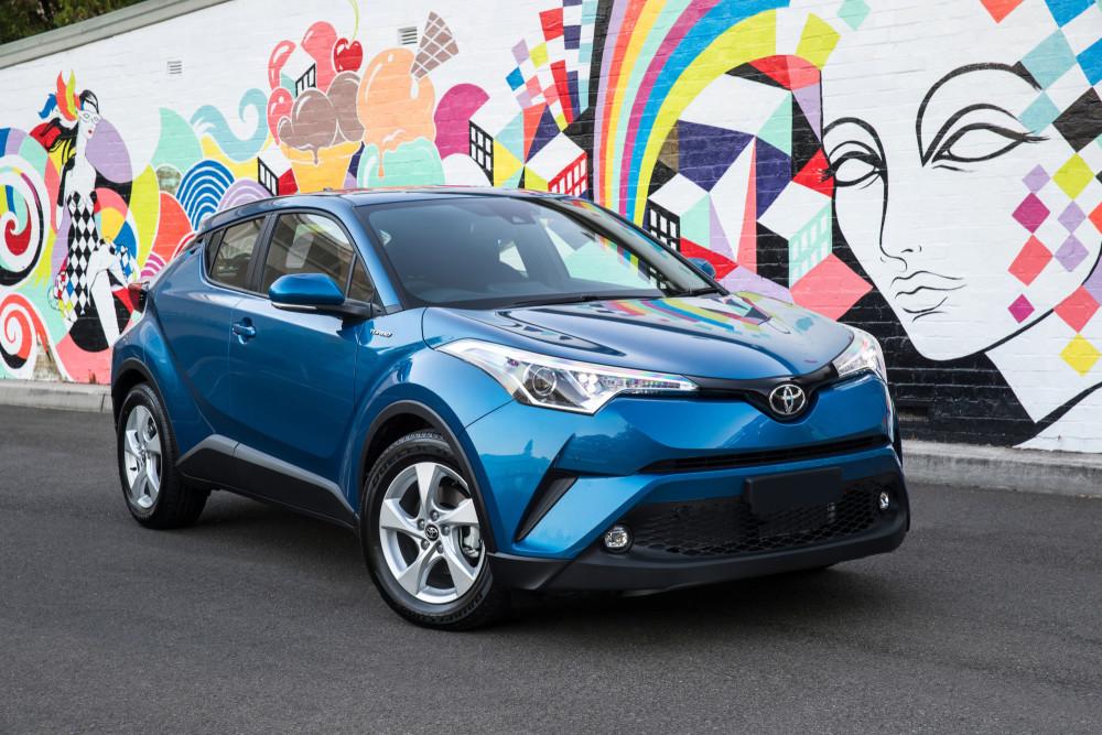 Road Impressions – Toyota C-HR 1.2T 6MTPlus