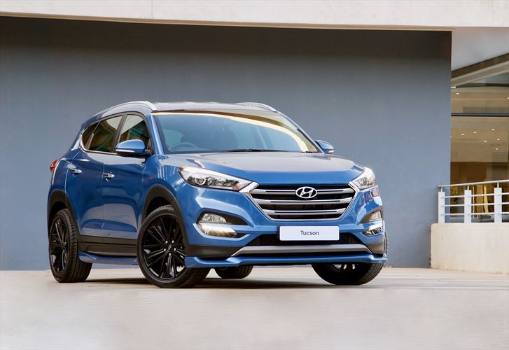 Road Impressions – Hyundai Tucson 1.6 TGDI ExecutiveSport