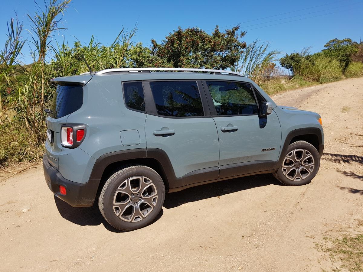 Road Impressions – Jeep Renegade 1.4 LT 4X4Auto
