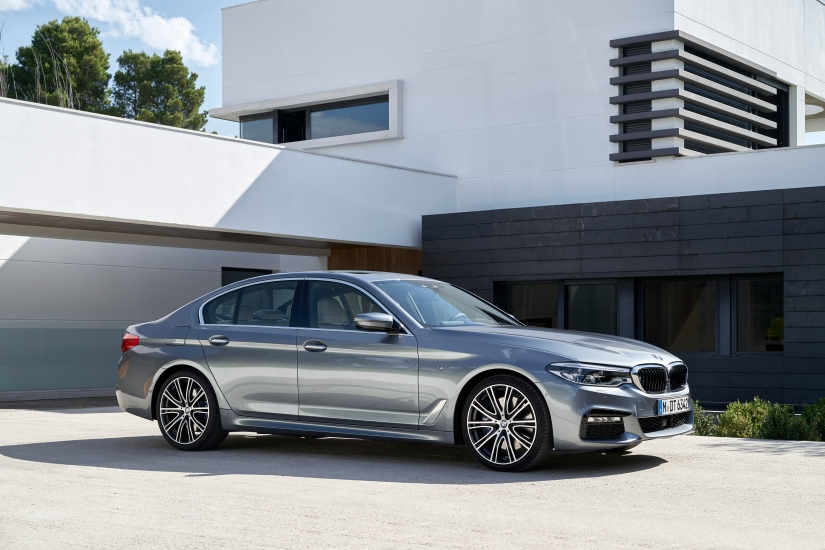 Road Impressions – BMW 520d M Sport Package
