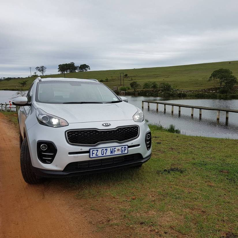 Road Impressions – Kia Sportage 2.0 EX PLUS 6-speed Automatic