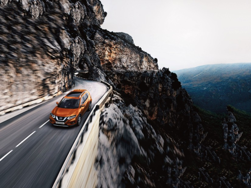 Road Impressions – Nissan X-Trail 2.5 Acenta CVT4WD