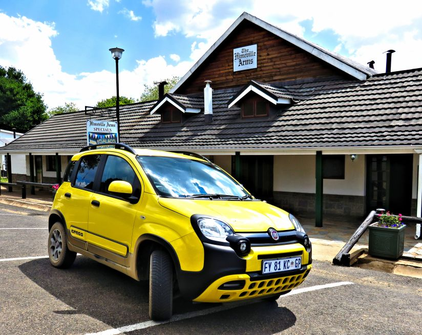 Road Impressions – Fiat Panda Cross 4×4