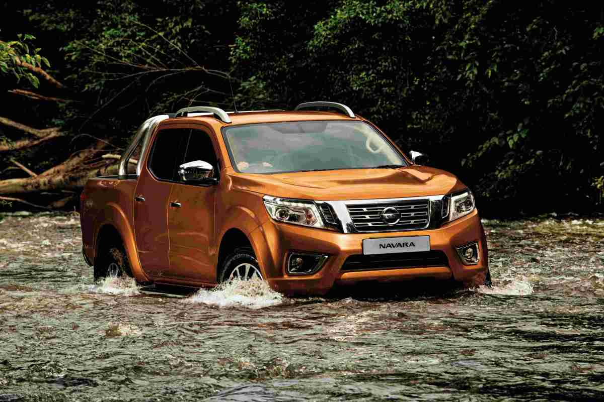 Road Impressions – Nissan Navara 2.3D Double Cab 4×4Auto