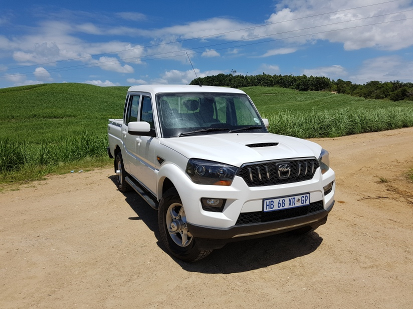 Road Impressions – Mahindra Pik Up Double Cab S10 4×4