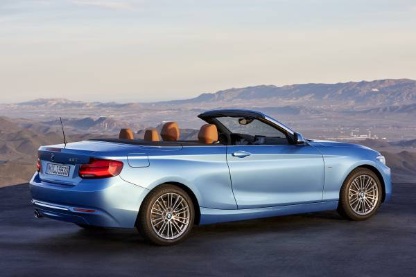 Road Impressions – BMW M240i Convertible