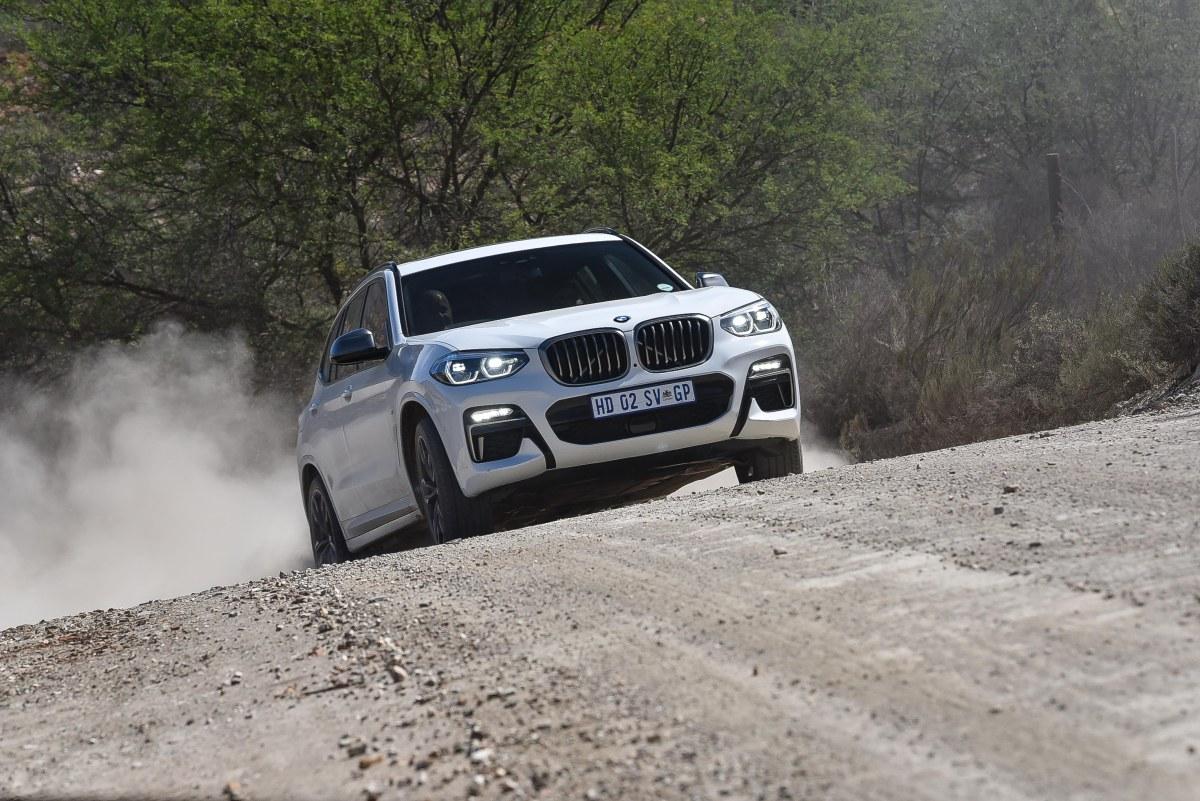 Road Impressions BMW X3 xDrive2.0d