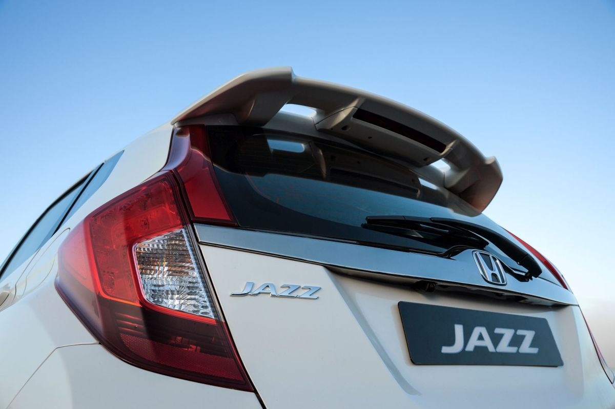 Road Impressions – Honda JazzSport