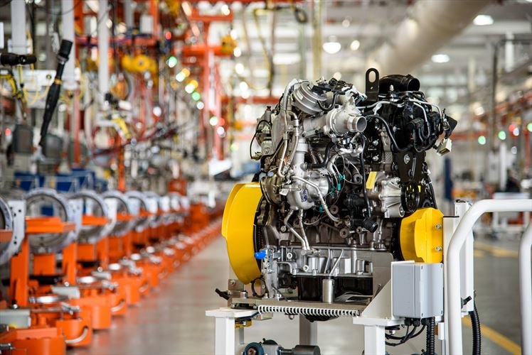 Ford expands engine plant