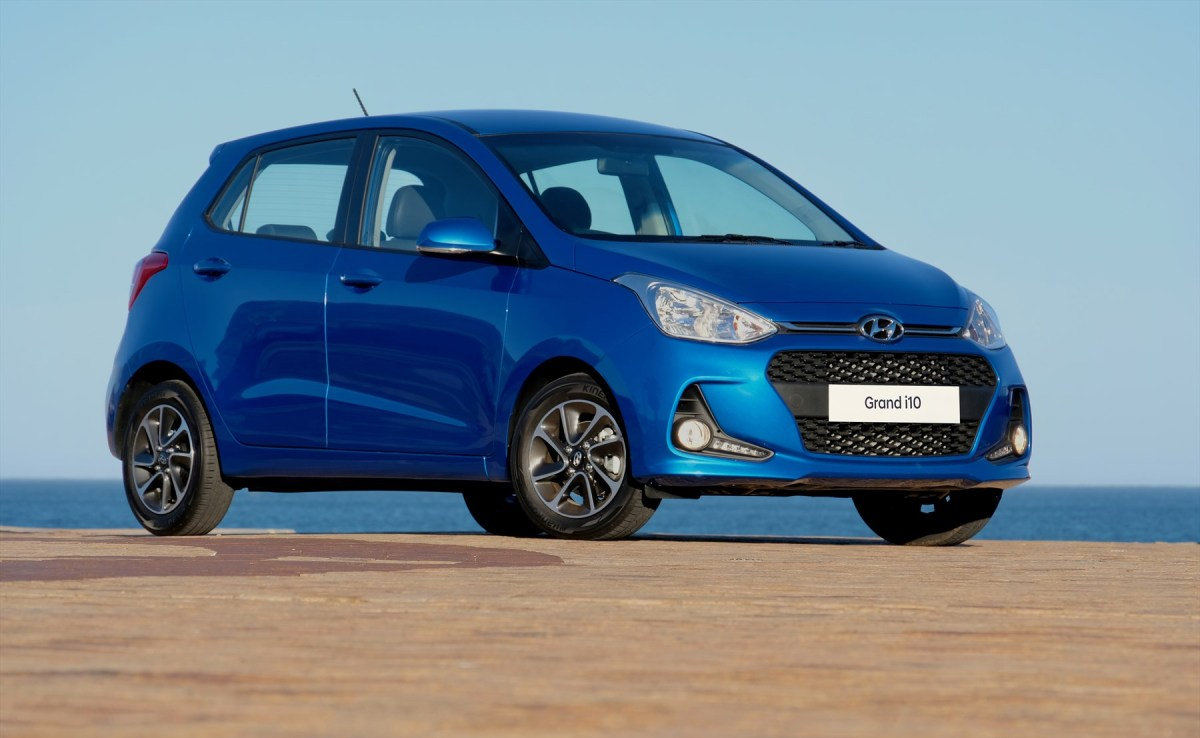 Road Impressions – Hyundai Grand i10