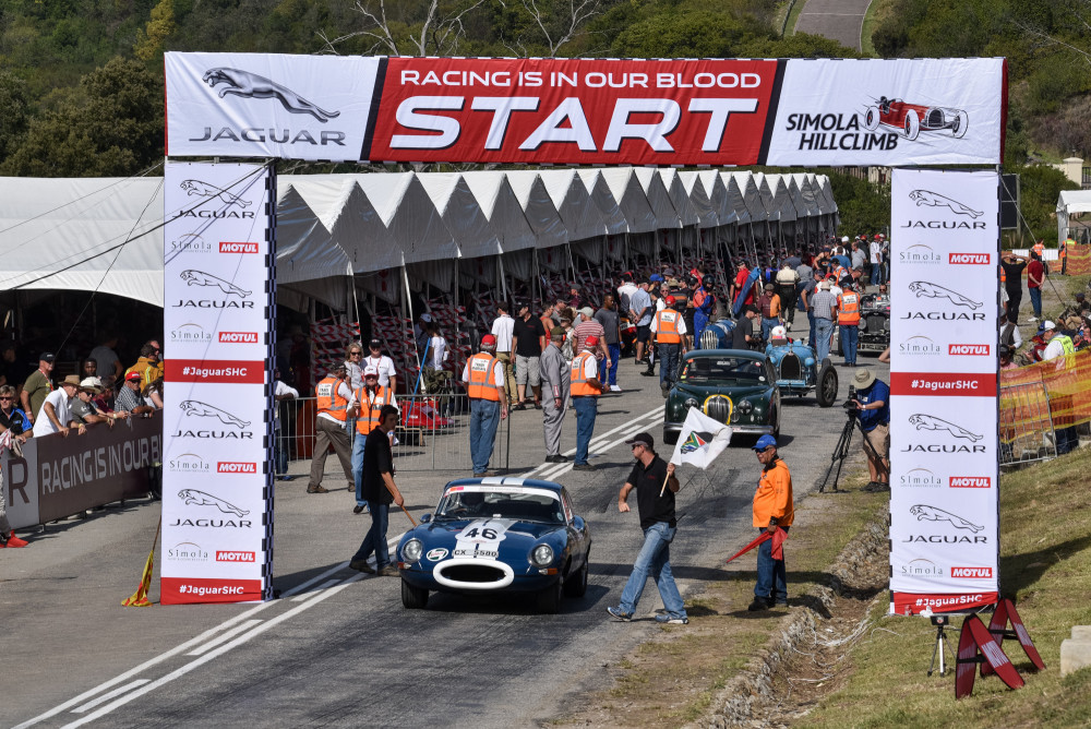 Changes for Simola Hillclimb