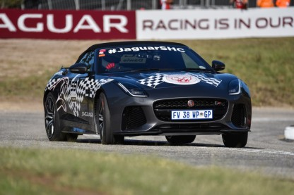 Dawie Olivier - 2017 Jaguar F-TYPE SVR Convertible