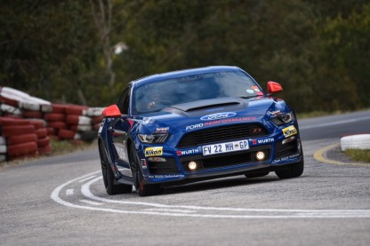 Ross Lazarus  Roush Ford Mustang