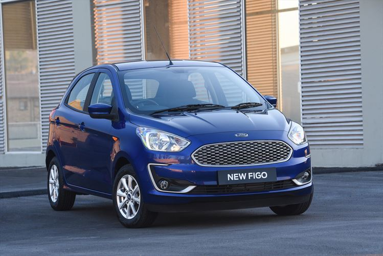 Ford revamps the Figo