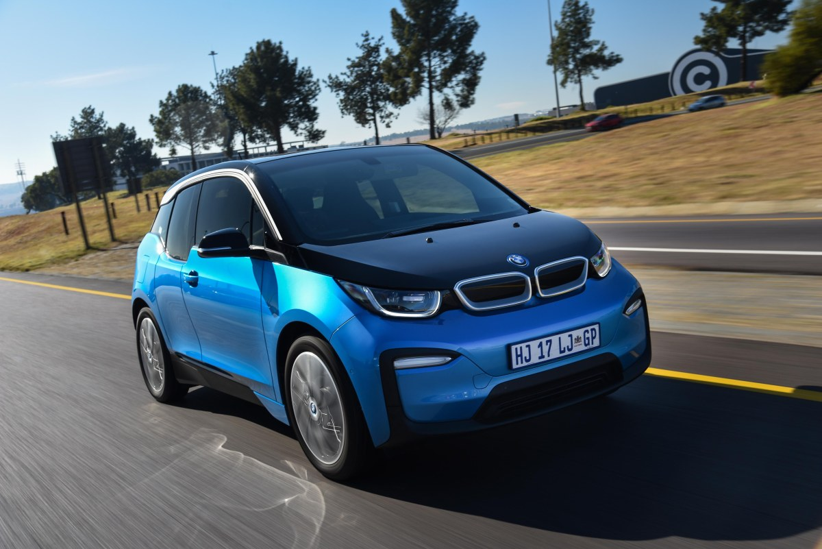 Update BMW i3 launched