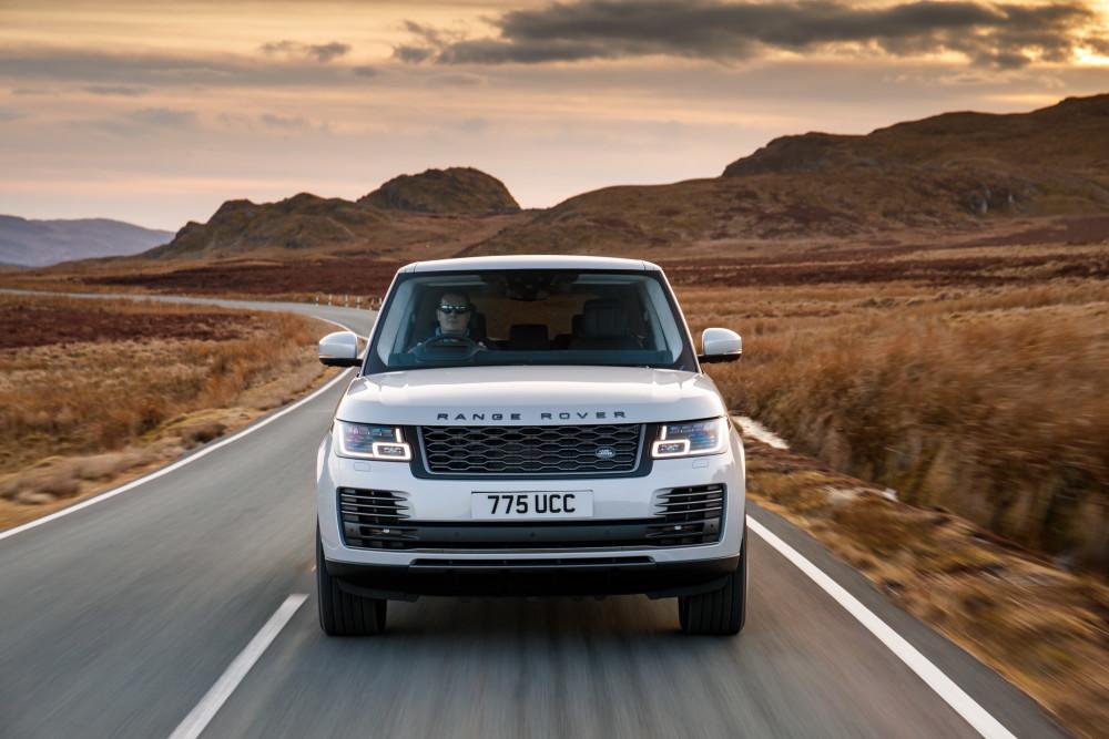 Range Rover stepsup