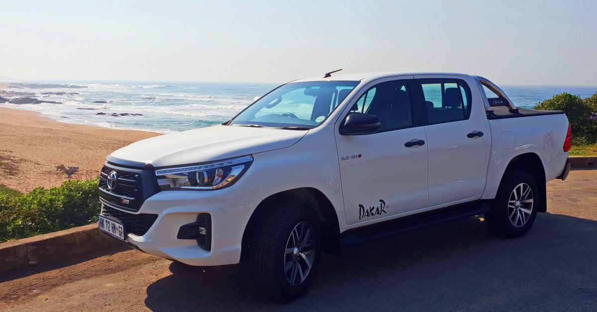 Road Review – Toyota HiluxDakar