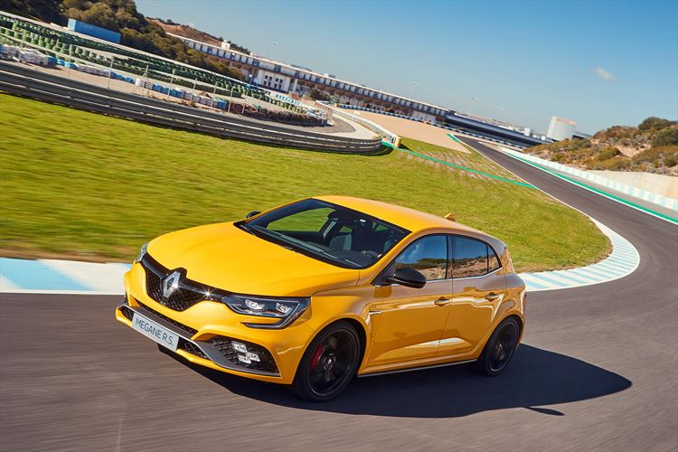 Renault SA launches RS power