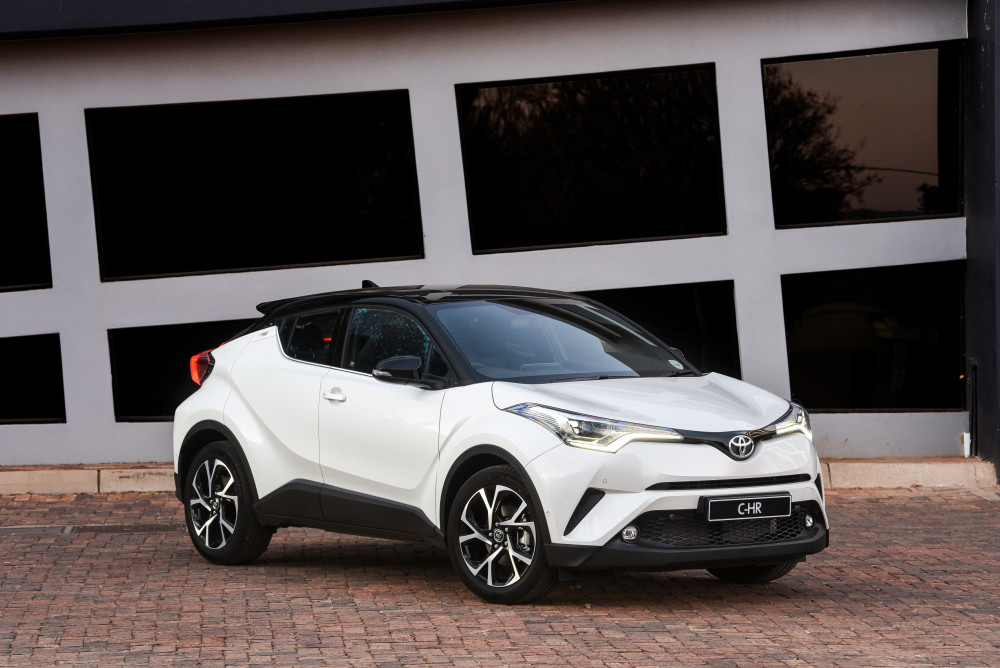 Luxury option for ToyotaC-HR