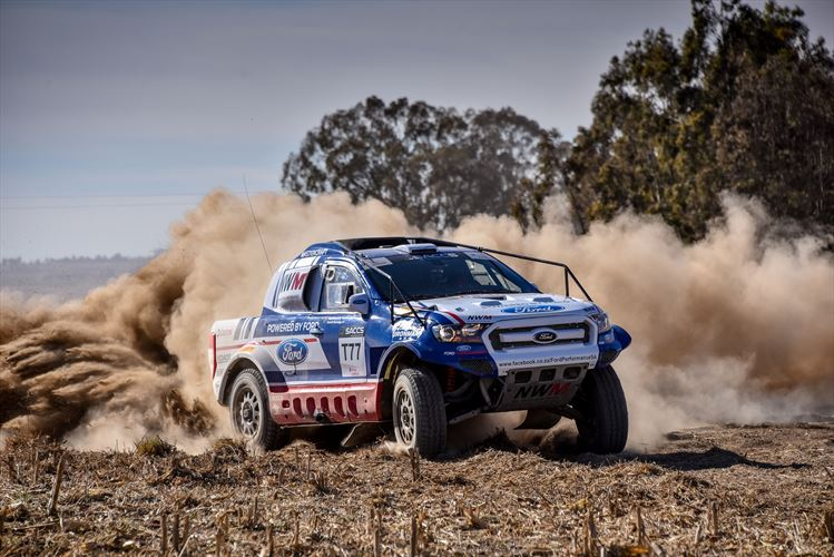 Ford and Toyota win in the Free State