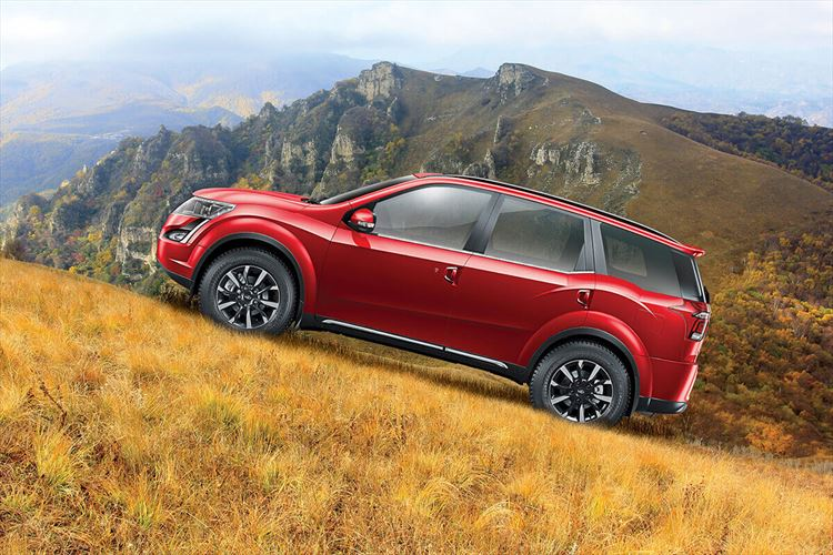 Mahindra upgrades SUV ranges