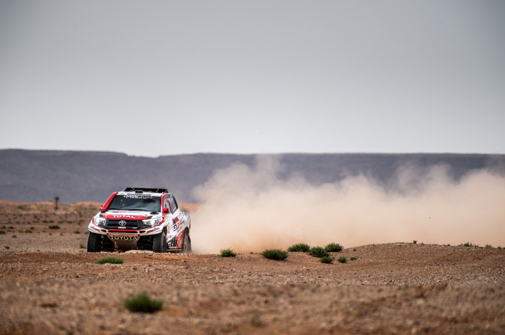 Toyota wins inMorocco