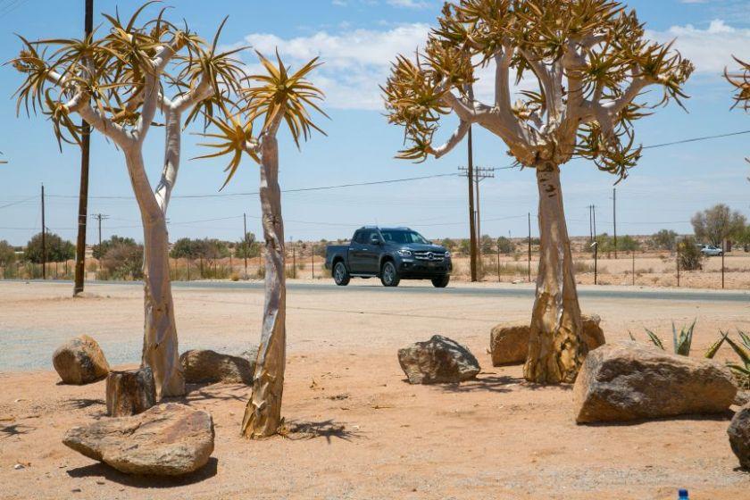 X-Class desert