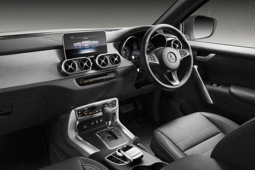Mercedes-Benz X-Klasse – Power Interieur