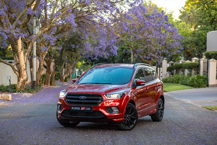 Ford Kuga revised