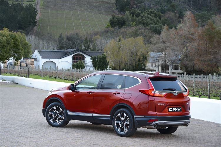 Road Review – Honda CR-V 1.5 CVT