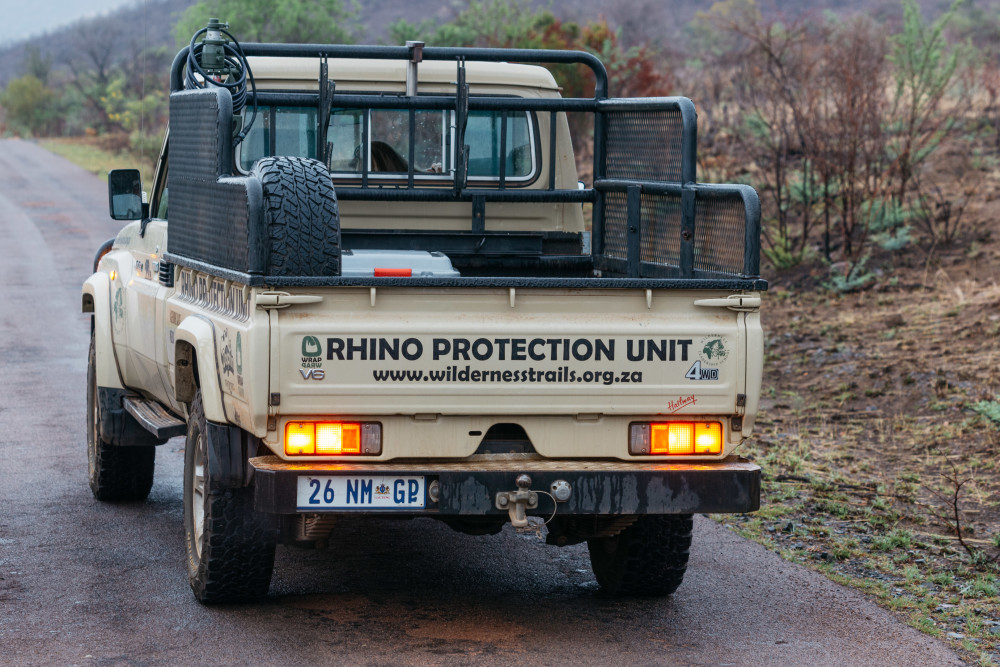 Servicing the fight against poaching