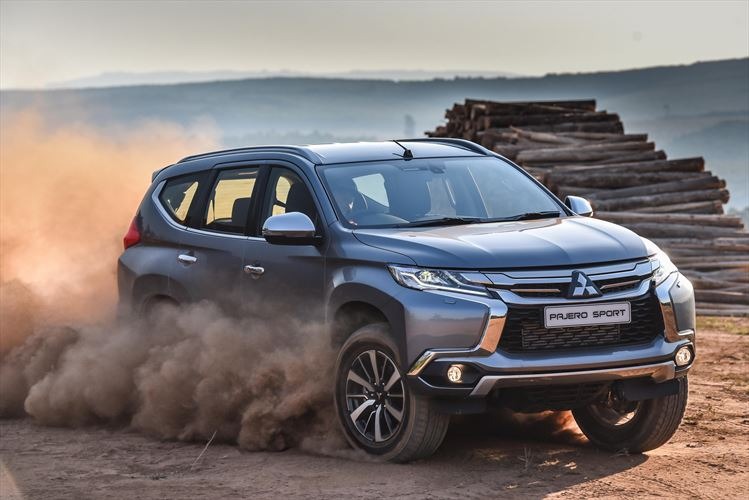 Road Review – Mitsubishi PajeroSport