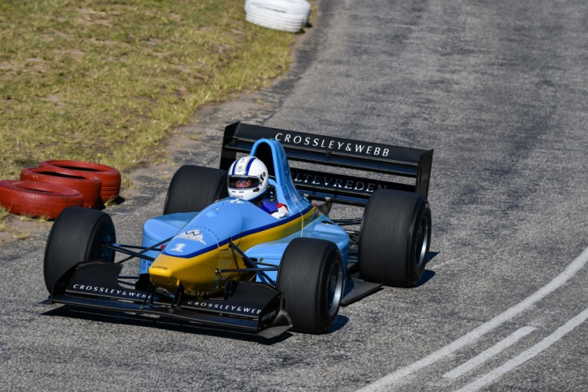 Andre Bezuidenhout - 2004 Gould GR55