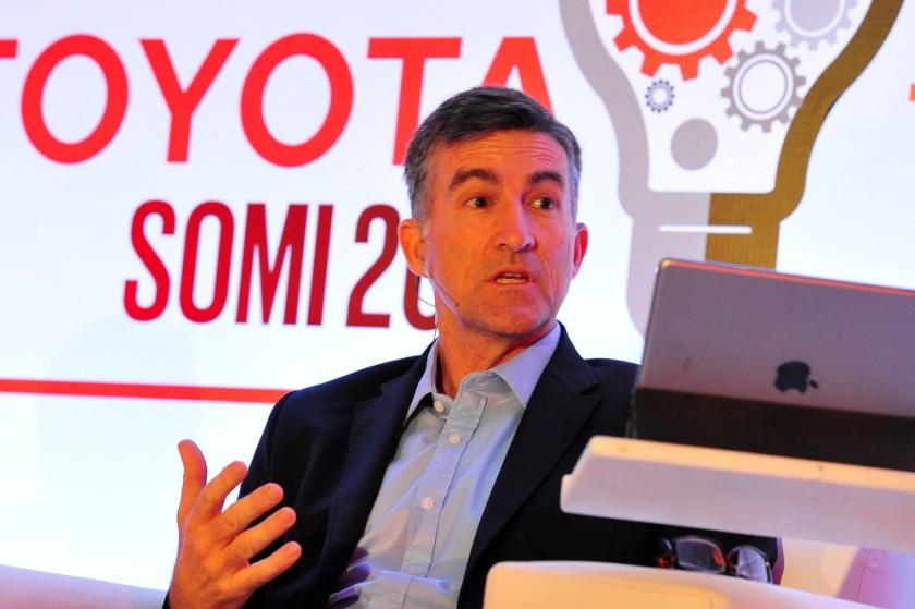 Andrew Kirby@Toyota SOMI