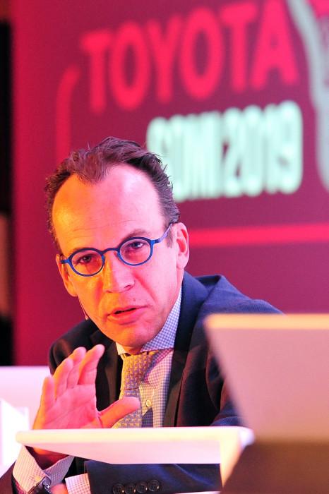 Dr Martyn Davies@Toyota SOMI