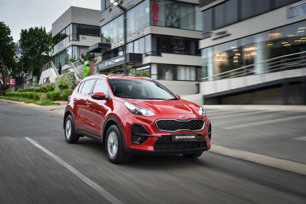 Road Review – Kia Sportage 1.6 GDIAuto