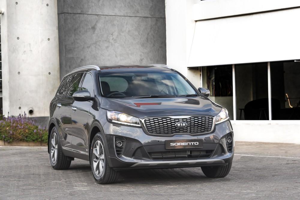 Road Review – Kia Sorento 2.2 CRDI EXAWD