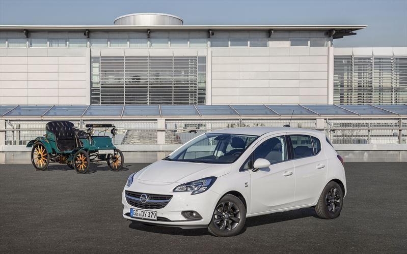 Opel celebrates 120years