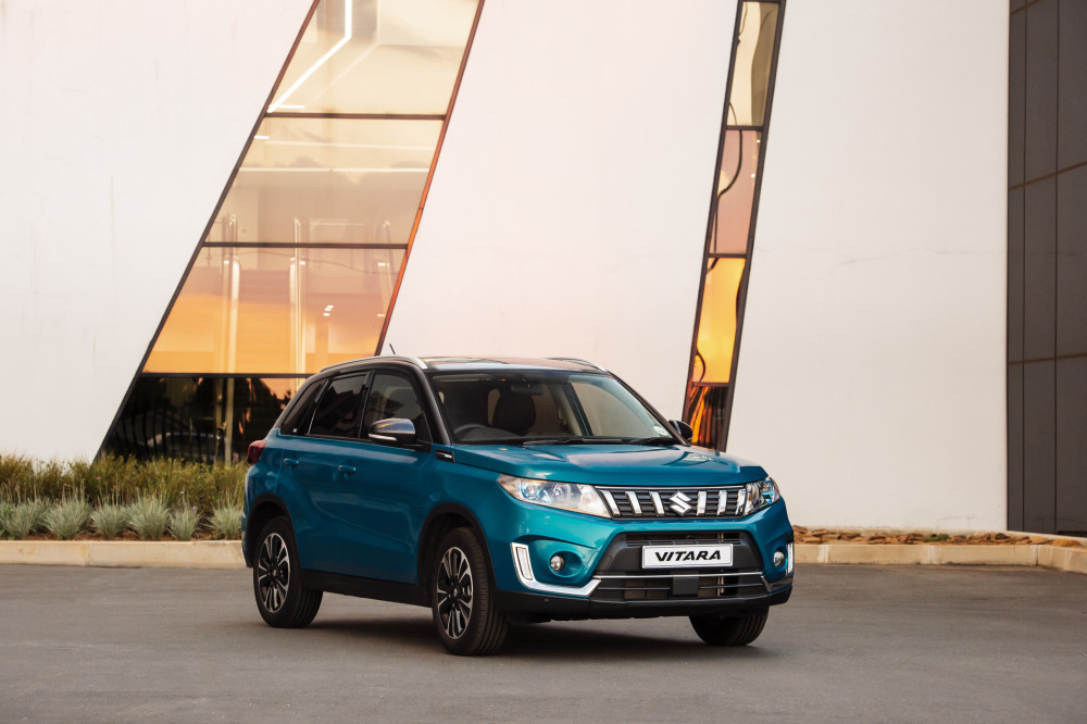 Tweaks for Suzuki Vitara