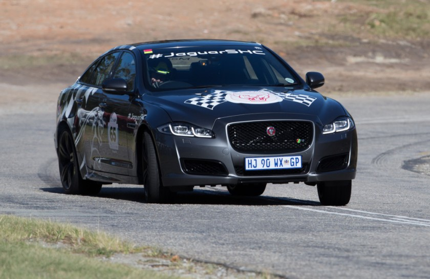 Jaguar Simola Hillclimb live stream 3