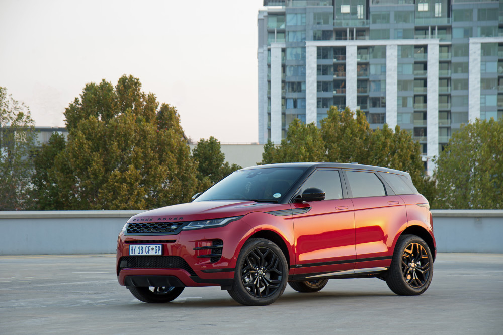 New goodies for latest Evoque