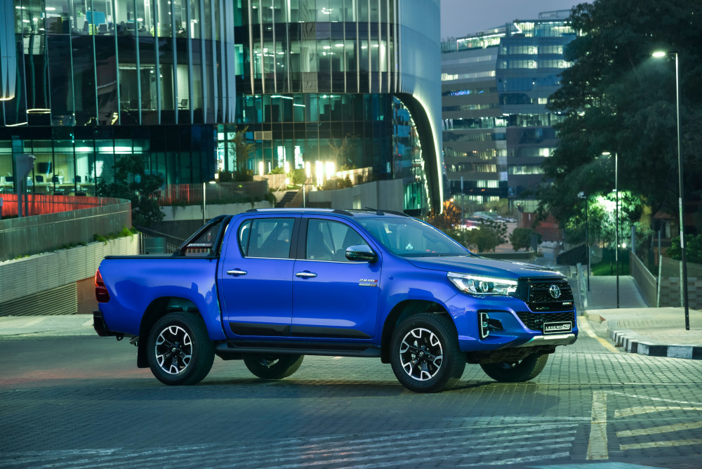 Hilux turns 50
