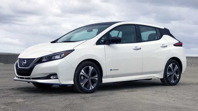 2019-nissan-leaf-e-plus-first-drive-capable-competent-226-mile-ev