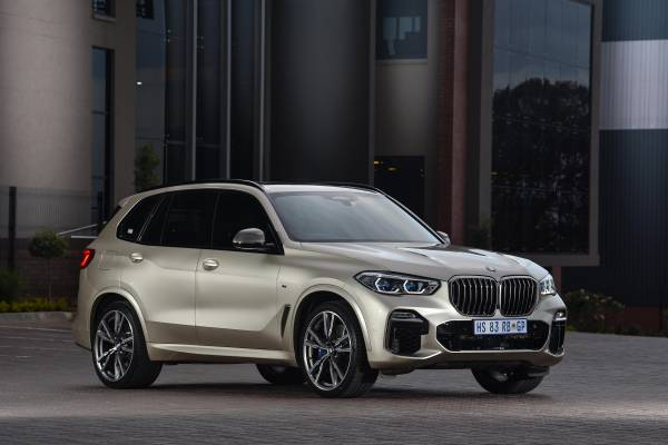 Road Review – BMW X5 30d