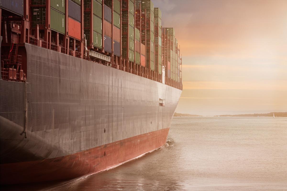 Logistics slows down