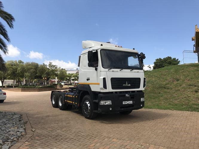 MAZ trucks to launch inSA