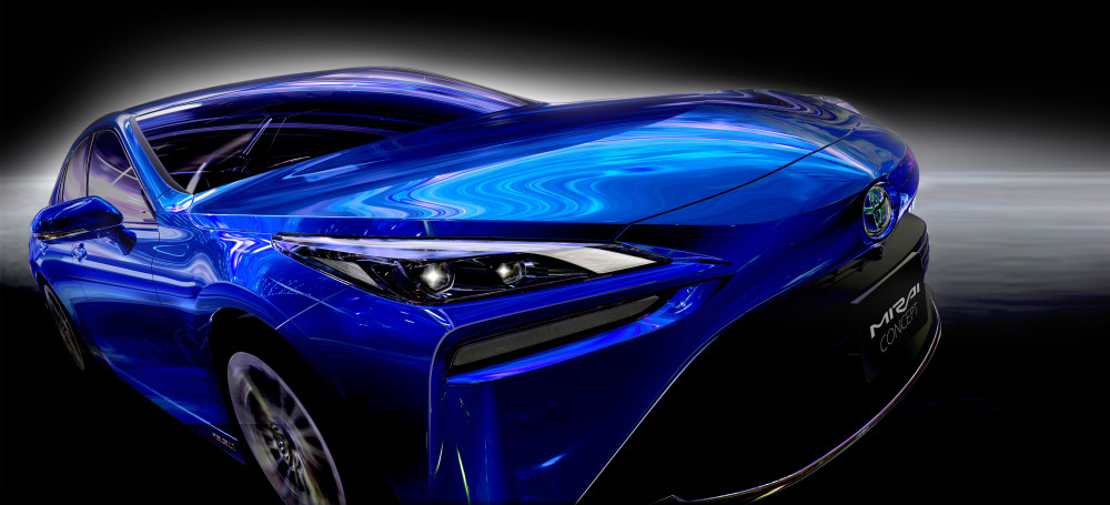 Toyota fantasy inTokyo