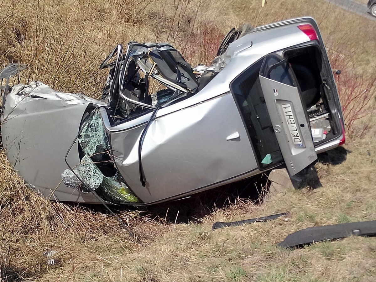 Managing road accidents